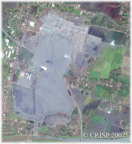 Lapindo 05 June 2007