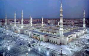 Tempat ziarah yang sering dikunjung jemaah Haji/Umroh di Madinah